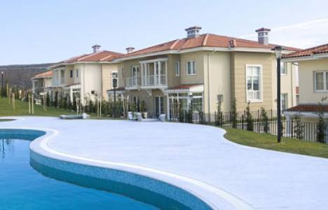 Eston Şehir Bahçeşehir'de 650 bin liraya villa!