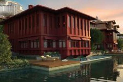 Bosphorus City'de ulaşım su taşıtlarıyla sağlanacak
