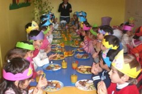Antalya'da Latife Hanım Anaokulu açıldı!