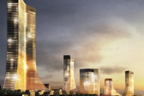Varyap İnşaat'tan Varyap Grand Tower 'da 469 bin TL'ye 2+1!