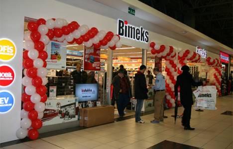 Bimeks 68. mağazasını Derince'de açtı!