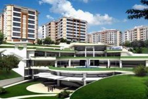 İstanbul'da 4 yılda 552 konut projesi inşa edildi
