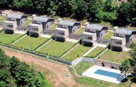 Çekmeköy Essa Silva Villaları 'nda 1 milyon dolara! Son 4 villa!