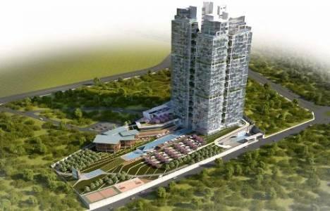 Nissa O2 Residence Evleri Bahçeşehir'de 480 bin TL!