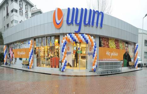Uyum Gıda Beşiktaş Levent şubesi ile 63 mağaza sayısına ulaştı!