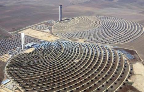 Güneş enerjisi Şanlıurfa'ya