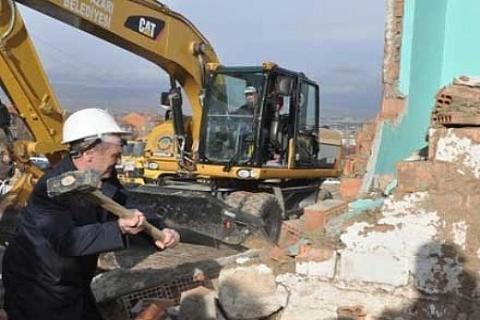 TOKİ Eskişehir Karapınar'da 1092 konutu 2013'te teslim edilecek!