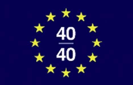 Başak Akkoyunlu 2012 Europe 40 Under 40 ödülünü aldı!