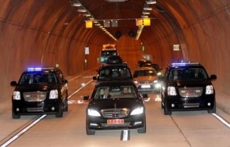Sarıyer Çayırbaşı Tüneli