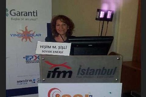 Yeşim Şişli: Soyak Enerji, üretim tesisleriyle ticari faaliyetlerini zenginleştirecek!