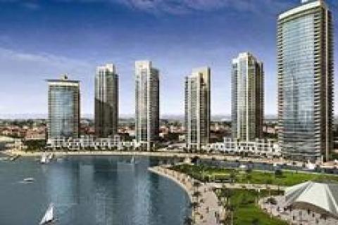 Dubai'de inşaatlar hızla