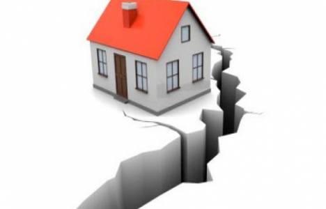 Deprem sigortası olmayan konuta elektrik ve su verilmeyecek!
