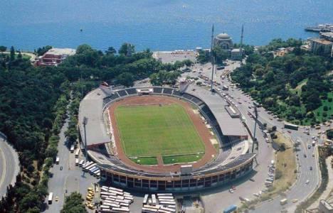 İnönü Stadı'nın temsili