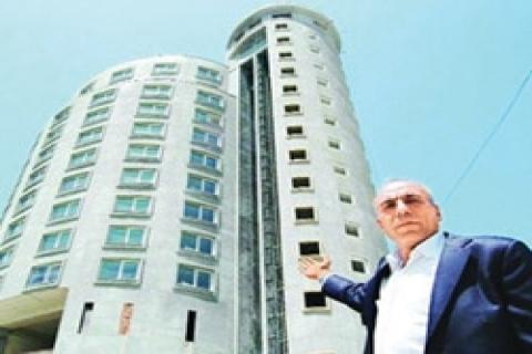 Mersin'e 7 yıldızlı 2 otel ve iş merkezi yapılacak