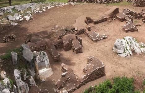Peru'da, 5000 yıl öncesine ait bir tapınak keşfedildi!