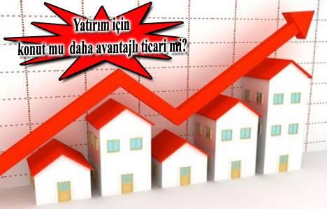 Yatırım için ev mi dükkan mı?