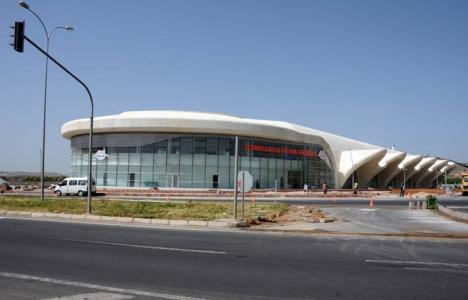Kırşehir Şehirlerarası Otobüs Terminali 24 Mayıs'ta açılıyor!
