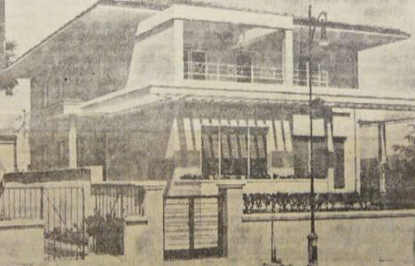 1950 yılında Maçka'da Vakıflar'a ait arsa Ömer İnönü'ye satılmış!