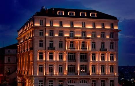 Bond yıldızlarının tercih ettiği tek otel Pera Palace!