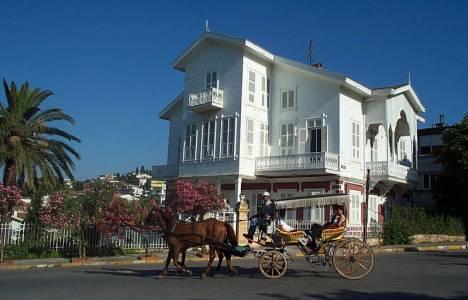 Adalar'da satılık ev