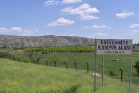 Antalya Defterdarlığı üniversite arsası satacak