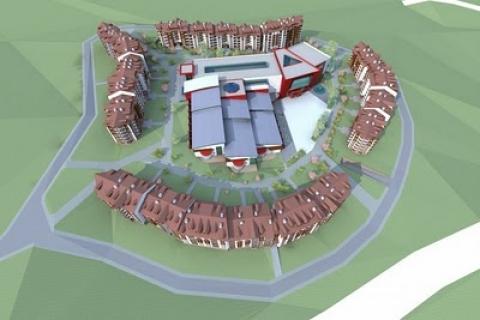 Akropol Termal Mega Kent projesi 2013'te açılıyor!