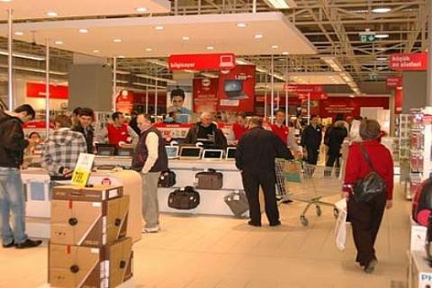 Darty, Türkiye'deki 28. mağazasını Balıkesir'de açtı!