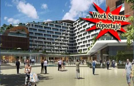 Kurtköy Work Square'de 195 bin liraya daire!