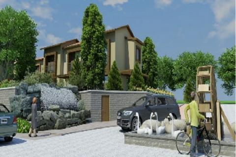 Doğal yaşam sitesi kumburgaz da 250 bin liraya villa