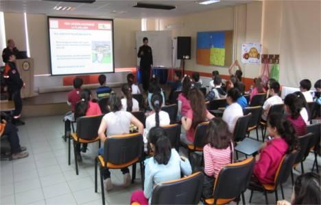 Okullarda afet bilinci eğitimleri verilmeye başlandı!