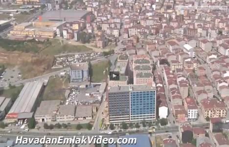 Esenyurt Acunkent Evleri'nin havadan yeni videosu!