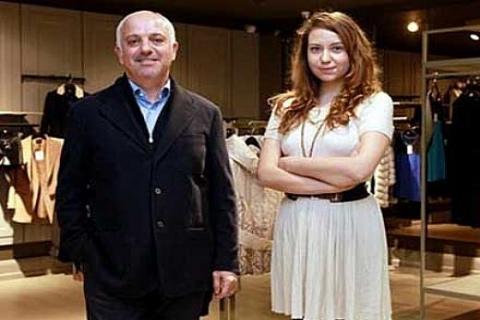 Türk firmalarının mağaza