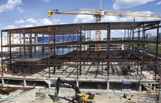 İmalat sanayindeki inşaat harcamalarında KDV iadesi devam edecek!