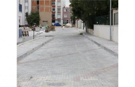 Kırklareli Karacaibrahim'e yeni yol ve otopark yapıldı!