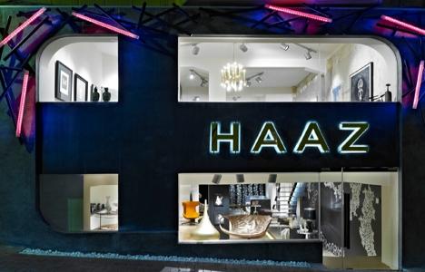 HAAZ, International Property Awards'ta iç tasarım ödülü kazandı!