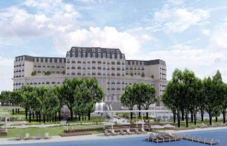 Abdurrahman Akarsu Mahal Palace'ta 60 metrekare oda 12 bin TL!