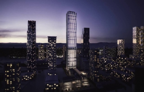 İstanbul Tower 205,