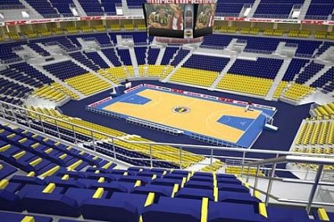 Fenerbahçe Ülker Arena'nın