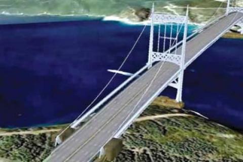 3. Köprü projesine