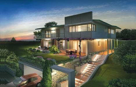 Ant Yapı Antriva villa fiyatları!