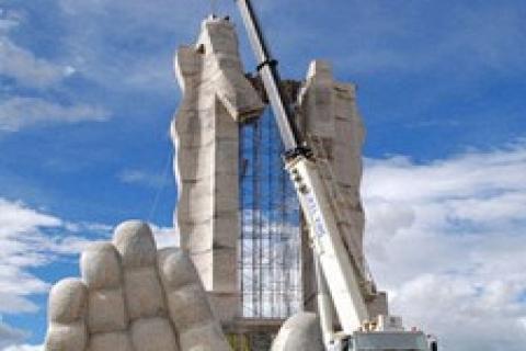 İnsanlık Anıtı'nın yerine Kaşar Anıtı dikilecek!