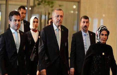 Başbakan Erdoğan'ın Olimpiyat