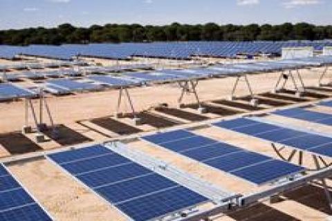 Aydınlı Grup, güneş paneli tarlası kuracak