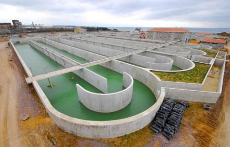 2023 yılında bütün belediyelerin atık su arıtma tesisi olacak!