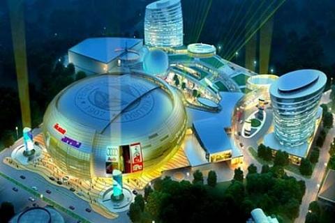 Fenerbahçe Ülker Sports Arena'yı Ömerler Mimarlık tasarladı!
