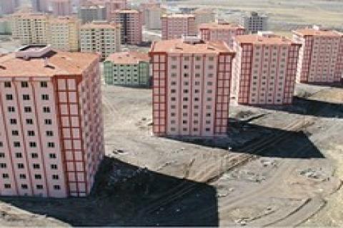 TOKİ Kayseri Melikgazi 6. Bölge'de 124 bin TL'ye!