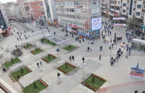 Esenler Belediyesi Dörtyol Meydanı'nı düzenliyor!