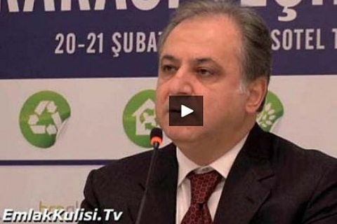 ÇEDBİK Başkanı Haluk Sur: Türkiye'de sera gazı salınımı yüzde 97 arttı!