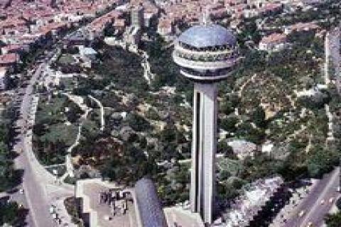 Vakıflar'dan Ankara'da 74