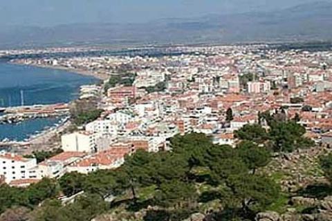 İzmir, Dikili'de 1